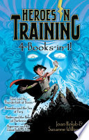 Heroes in Training 4 Books in 1