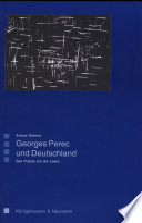 Georges Perec und Deutschland