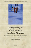 Storytelling in Chefchaouen Northern Morocco