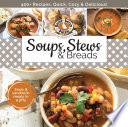 Soups  Stews   Breads