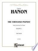 The Virtuoso Pianist  Volume I