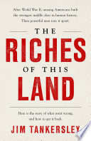 The Riches of This Land Book PDF