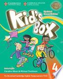 Kid s Box Level 4 Pupil s Book British English