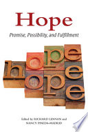 Hope  Promise  Possibility  and Fulfillment