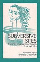 Subversive sites