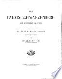 Das palais Schwarzenberg am Heumarkt in Wien