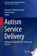 Autism Service Delivery