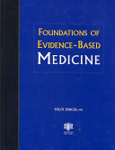 Foundations of Evidence Based Medicine