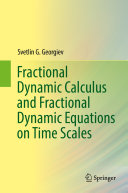 download ebook fractional dynamic calculus and fractional dynamic equations on time scales pdf epub