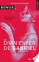 Le Divin Enfer De Gabriel Tome 3 R Demption Bonus