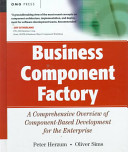 Business Component Factory