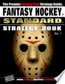 Fantasy Hockey Standard book