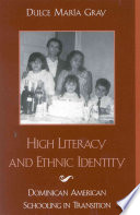 High Literacy and Ethnic Identity Fifteen Men And Women Who Arrived
