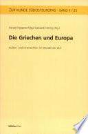 Die Griechen und Europa