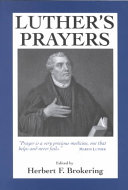 Luther s Prayers