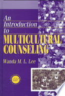 An Introduction To Multicultural Counseling