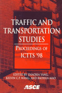 Traffic and Transportation Studies