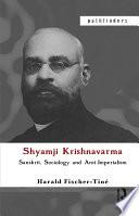 Shyamji Krishnavarma