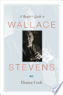 A Reader s Guide to Wallace Stevens