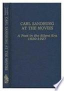 Carl Sandburg At The Movies