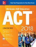 McGraw Hill Education ACT 2018