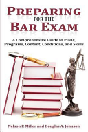 Preparing for the Bar Exam