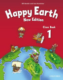 Happy Earth New Edition: Level 1 Class Book