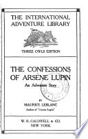 The Confessions of Ars  ne Lubin