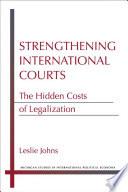 Strengthening International Courts
