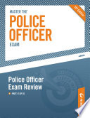 Master the Police Officer Exam  Police Officer Exam Review