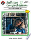 Building Comprehension – Grade 8 PDF