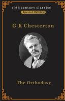 Orthodoxy 19th Century Classics Illustrated Edition