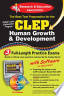 CLEP Human Growth and Development  REA    The Best Test Prep for the CLEP