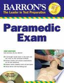 Barron s EMT paramedic Exam