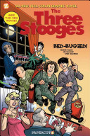 Three Stooges Graphic Novels  1  Bed Bugged