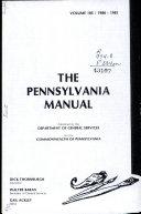 The Pennsylvania Manual