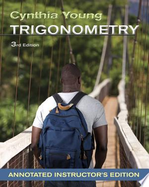 Trigonometry - ISBN:9781118134894