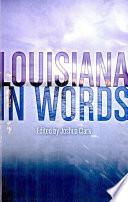 Louisiana In Words