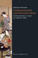 Liebessemantik und Sozialstruktur