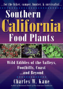 Southern California Food Plants Title Contains Specific Details On Their