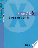 Mac OSX Developer s Guide