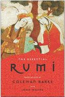The Essential Rumi   reissue