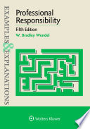 Examples   Explanations for Professional Responsibility