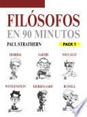 Filósofos en 90 minutos (Pack 1)
