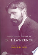 The Selected Letters of D  H  Lawrence