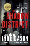 The Shadow District Consequences The Shadow District Is The First