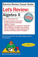 Let s Review Algebra II