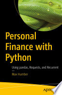 Personal Finance with Python