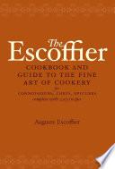 The Escoffier Cook Book
