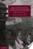 Urban Realism and the Cosmopolitan Imagination in the Nineteenth Century